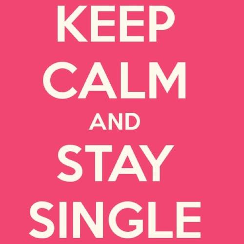 Essere single ha molti vantaggi
