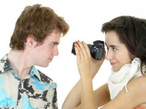 Creazione di un profilo maschile nei siti di dating