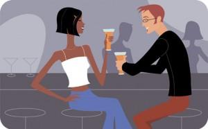La timidezza del primo appuntamento