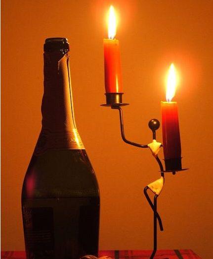 Pianificare una serata romantica a casa