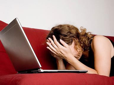 Sentirsi dire no: se succede online è peggio