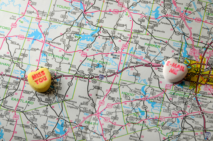 Suggerimenti e consigli per una relazione a distanza