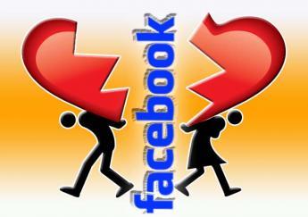 Facebook e divorzio : risposta ad una lettrice