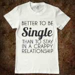 Meglio essere single?