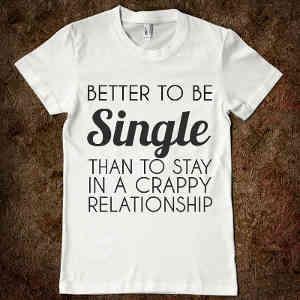 meglio essere single