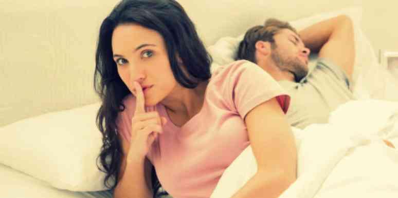 Una donna sposata perchè tradisce il marito?
